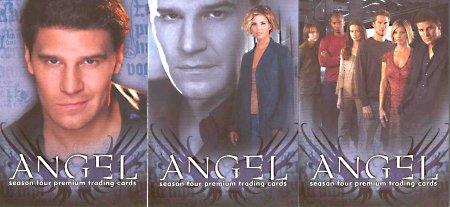 Angel Season 4 Promo Card A4-i